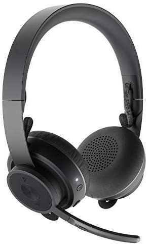 Logitech Zone Wireless Headset Image