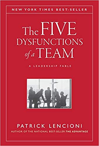 The Five Dysfunctions of a Team: A Leadership Fable Image