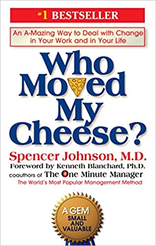 Who Moved My Cheese Image